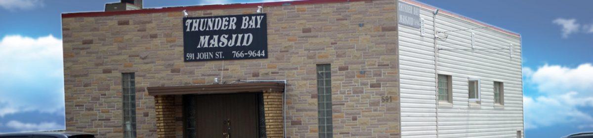Thunder Bay Masjid